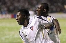 Liga đè bẹp Fluminense ở chung kết Sudamericana