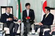 Nhật Bản đề xuất giúp Iran trong làm giàu urani