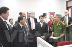 Trung tâm phòng chống tội phạm Việt Nam-Australia