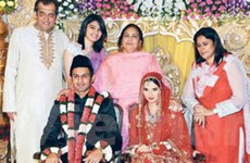 """Hai sao thể thao Ấn Độ và Pakistan cưới """"chạy"""""""