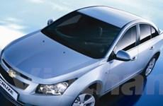 GM Daewoo ra mắt Chevrolet Cruze, giá cạnh tranh