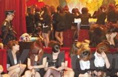 Thành phố Bắc Kinh đóng cửa 35 tụ điểm giải trí