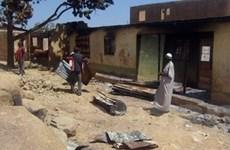 Bạo lực do xung đột tôn giáo bùng phát ở Nigeria