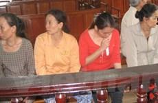 Cần Thơ: 25 năm tù cho những kẻ mua bán phụ nữ