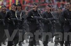 Venezuela tăng quân