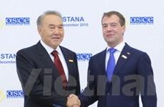 Hội nghị thượng đỉnh OSCE không đạt được kết quả