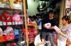 Quà tặng Lễ tình nhân tại TP Hồ Chí Minh hút khách