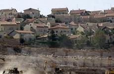 Israel cho phép xây thêm nhà định cư ở Jerusalem