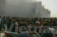 Nhiều trụ sở nhà nước của Libya đã bị tấn công