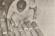 Ấn Độ tìm thấy kho báu bí mật chứa hơn 18 tấn bạc