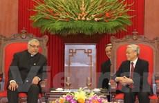 VN-Paraguay có nhiều tiềm năng thúc đẩy hợp tác