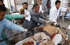 Các tay súng chiếm nhiều nhà chính quyền Yemen