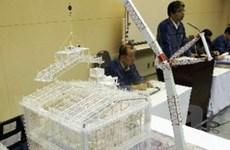 TEPCO làm lớp vỏ bọc bao quanh nhà chứa lò số 1