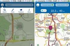 Hãng Nokia phát hành phần mềm Ovi Maps mới