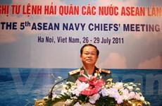 Hội nghị Tư lệnh hải quân ASEAN lần 5 tại Hà Nội