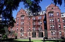 Harvard đứng đầu tốp 500 trường đại học hàng đầu