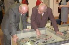 Trưng bày khoảng 800 con tem Việt Nam ở Hungary
