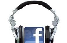 Facebook trình làng dịch vụ nhạc vào ngày 22/9