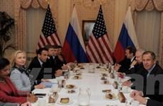 Nga-Mỹ thảo luận các vấn đề song phương, quốc tế