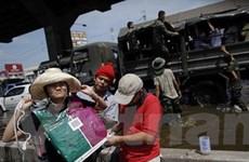 Người dân Bangkok được lệnh sẵn sàng sơ tán