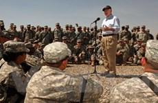 Mỹ bàn giao căn cứ quân sự lớn thứ hai tại Iraq