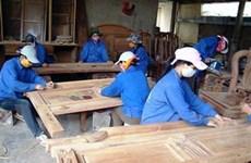 An Minh nỗ lực gìn giữ nghề làm mộc truyền thống