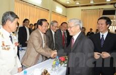 Lãnh đạo Đảng, Nhà nước chúc Tết tại một số tỉnh