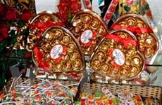 Quà tặng truyền thống hút khách mùa Valentine