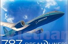Japan Airlines đặt thêm 10 chiếc Dreamliner 787