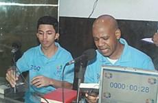 Guinness đọc sách 1.000 giờ không nghỉ ở Dominican