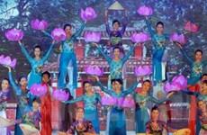 Gần 65.000 khách du lịch đến với Festival Huế 2012