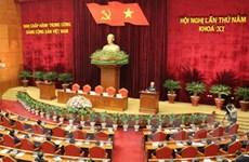 Thông báo Hội nghị lần thứ 5 BCH TW Đảng khóa XI
