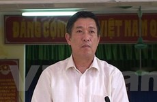 Lãnh đạo tỉnh Thái Bình đối thoại với dân về ô nhiễm