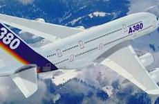Malaysia tiếp nhận siêu máy bay Airbus 380 đầu tiên