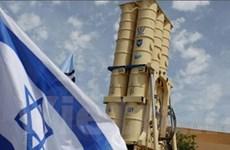 Israel nâng cấp hệ thống lá chắn tên lửa đạn đạo