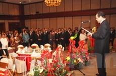 Hoạt động kỷ niệm Quốc khánh ở Campuchia và Lào
