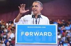 Bầu cử Mỹ 2012: Cử tri ở 32 bang đi bỏ phiếu sớm