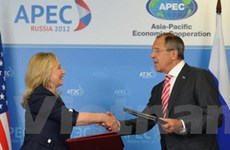 Nga-Mỹ ký Biên bản ghi nhớ về hợp tác ở Bắc Cực