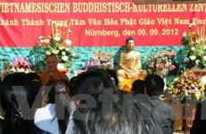 Đức: Đại lễ lạc thành chùa Vĩnh Nghiêm Nuernberg