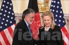 Afghanistan cam kết tìm kiếm hòa bình với Taliban