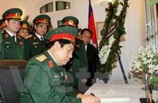 ĐSQ Campuchia tổ chức tưởng niệm cựu Quốc vương