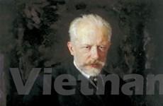 Sắp diễn ra đêm nhạc Tchaikovsky ở TP.Hồ Chí Minh