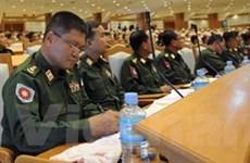 Mỹ sẵn sàng thiết lập quan hệ quân sự với Myanmar