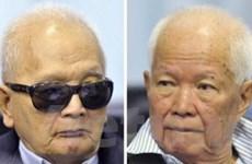 Cựu lãnh đạo Khmer Đỏ Khieu Samphan nhập viện