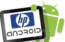 HP chọn Android làm nền tảng di động thiết bị kế tiếp