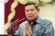 Tổng thống Yudhoyono làm Chủ tịch Đảng Dân chủ