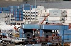 Thâm hụt thương mại Mỹ giảm do nhập khẩu dầu thấp