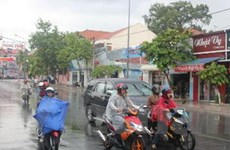 Không khí lạnh gây mưa, đề phòng tố lốc và mưa đá