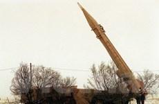 Triều thêm bệ phóng tên lửa đến bờ biển phía Đông