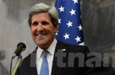 Ngoại trưởng Mỹ Kerry hội kiến Quốc vương Qaboos